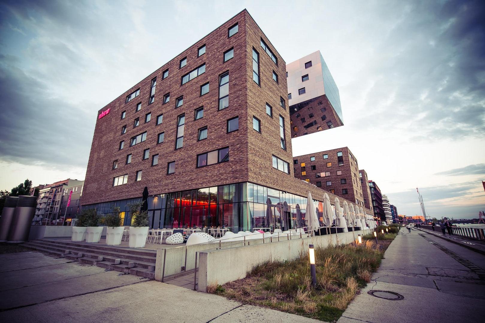 Berlin - Nhow hotel