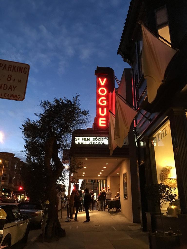 San Francisco - Vogue Theatre