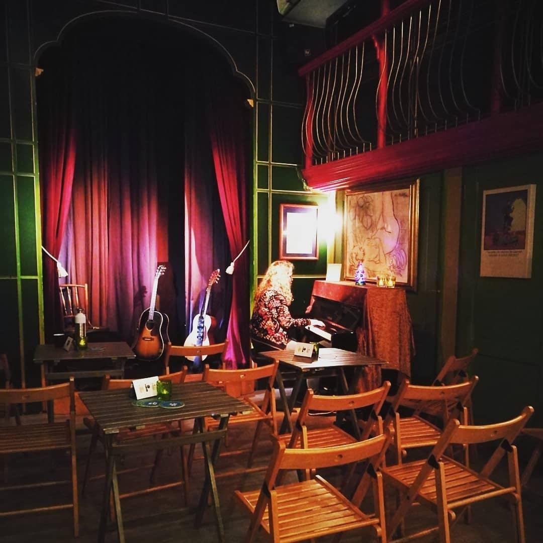Amsterdam - Torpedo Theater