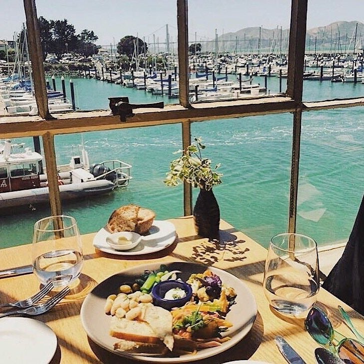 San Francisco - Greens restaurant