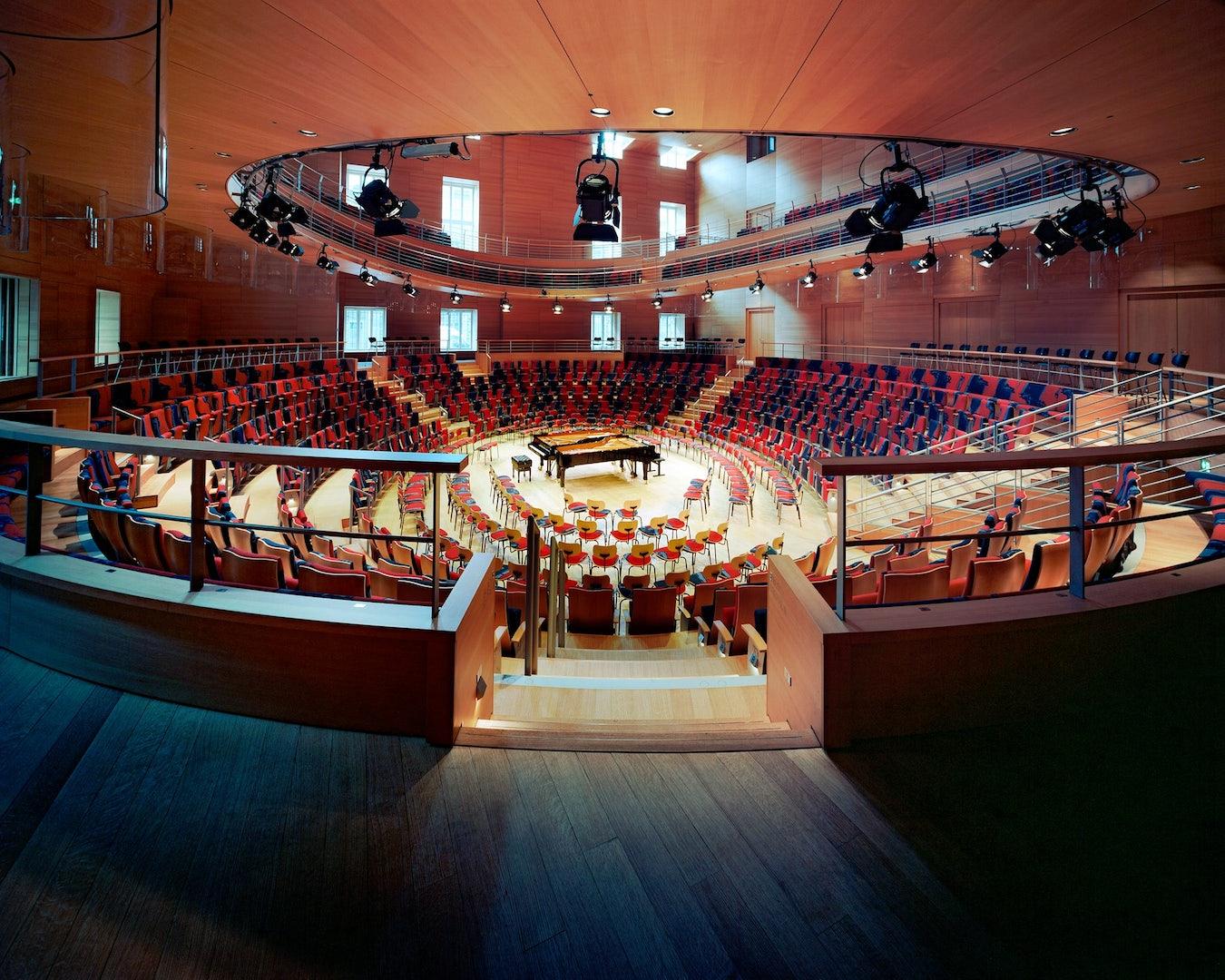 the Pierre Boulez Saal Concert Hall
