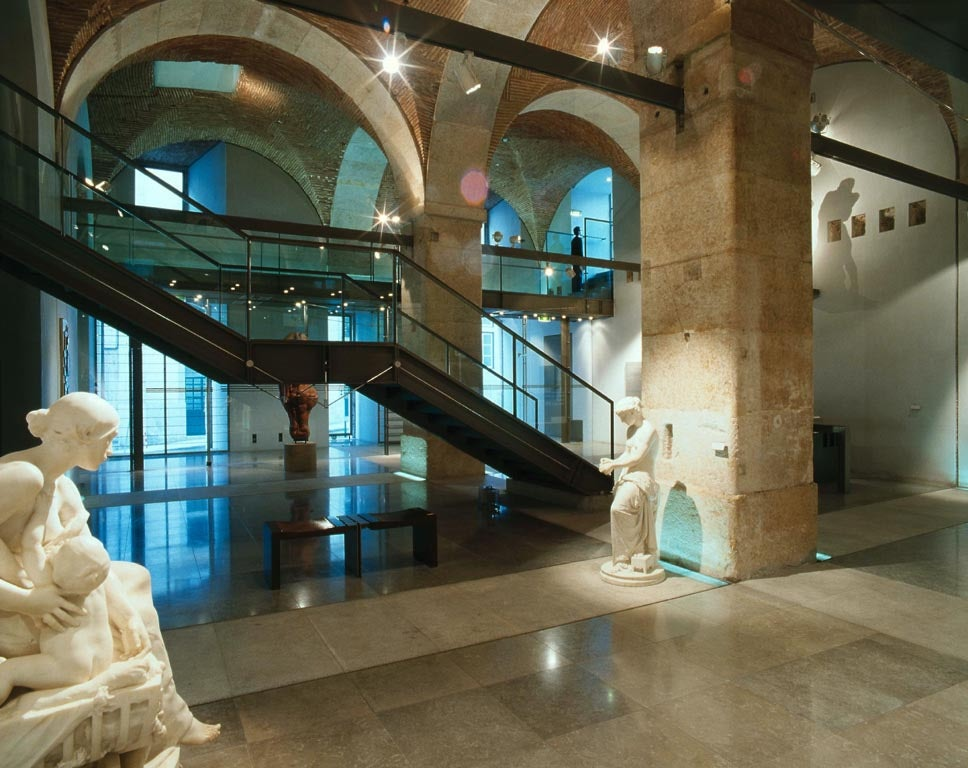 MUSEU NACIONAL DE ARTE CONTEMPORÂNEO DO CHIADO in Lisbon