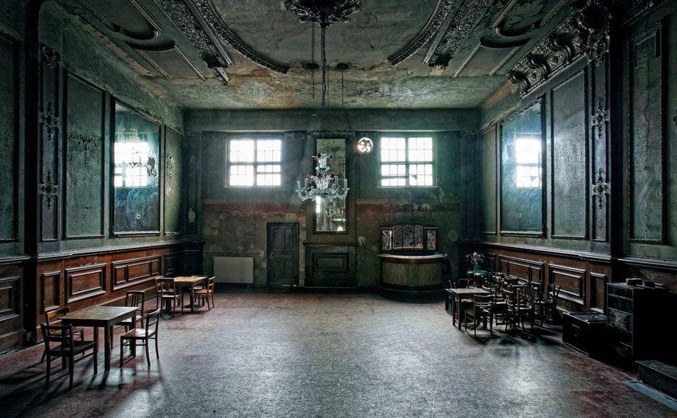 Berlin - Spiegelsaal Clärchens