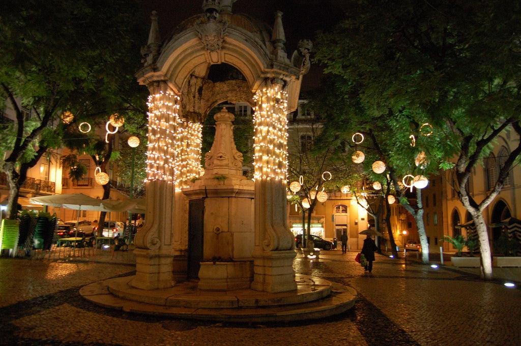 Lisbon - Largo do Carmo