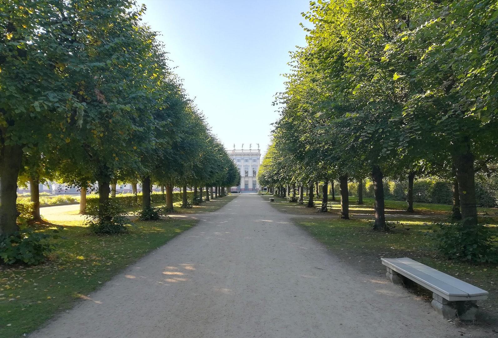 Berlin - Charlottenburg Palace Gardens