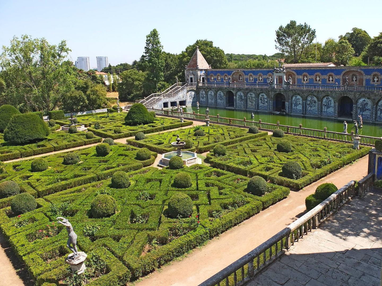 Lisbon - Palacio Fronteira