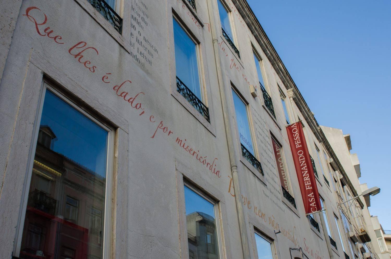 Lisbon - Casa Fernando Pessoa