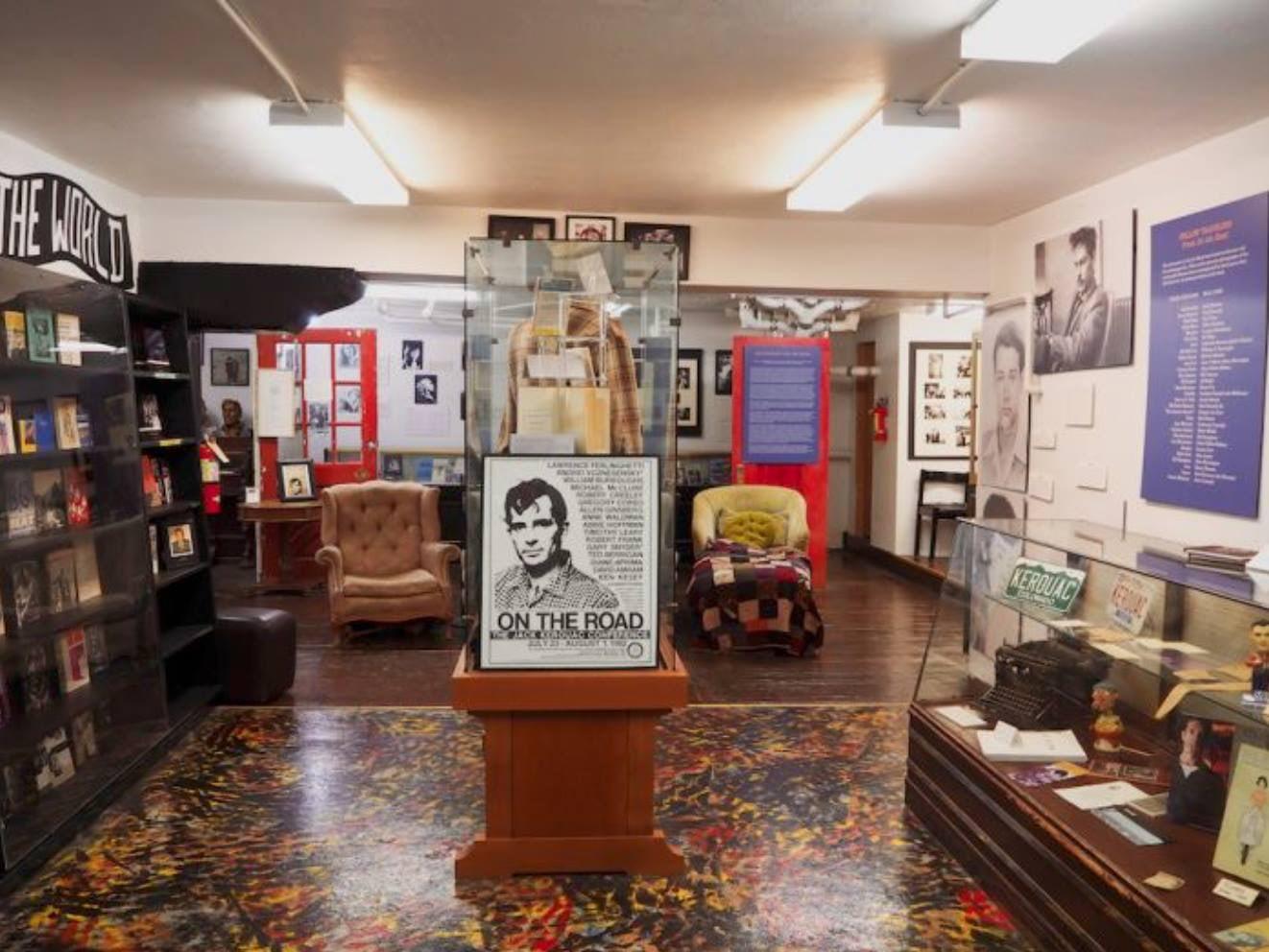 San Francisco - The Beat Museum