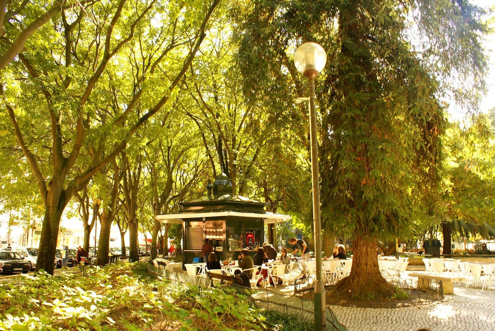 Lisbon - Largo da Parada
