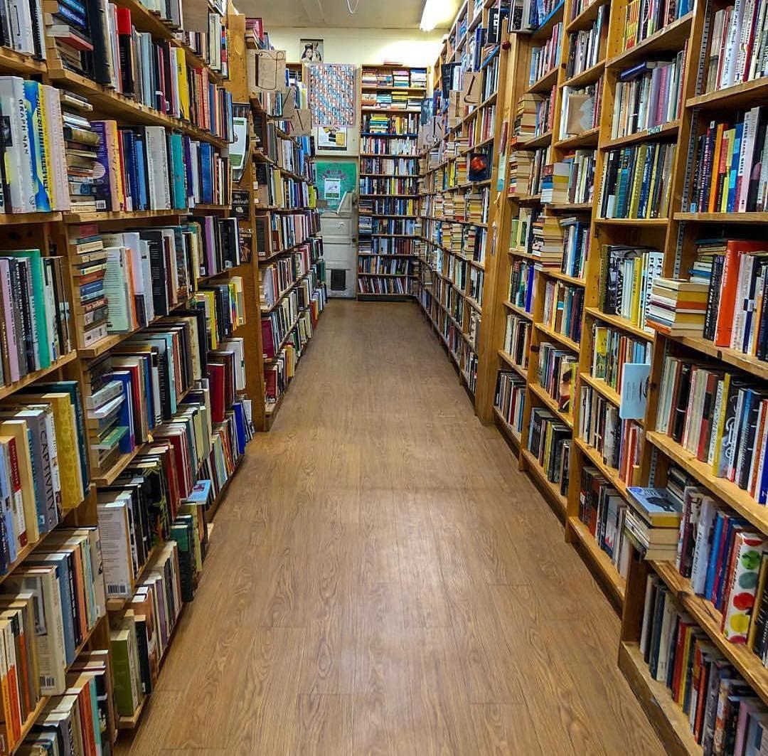 San Francisco - Green Apple Books