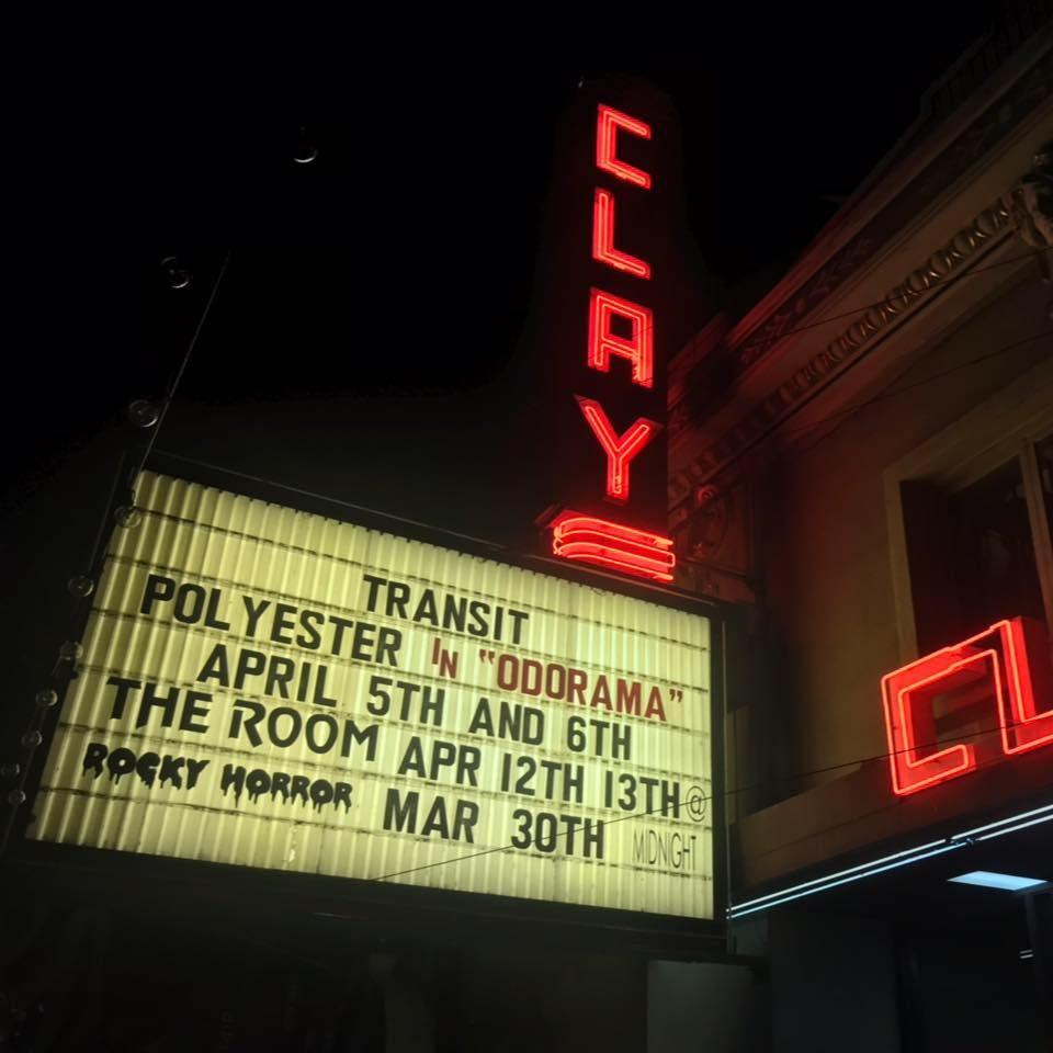 San Francisco - Clay Theatre