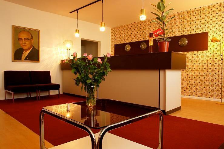 Berlin - Ostel Hotel