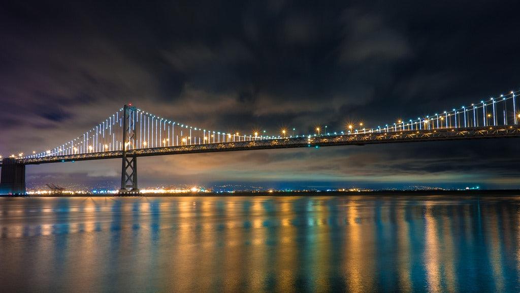 San Francisco - the Bay Lights