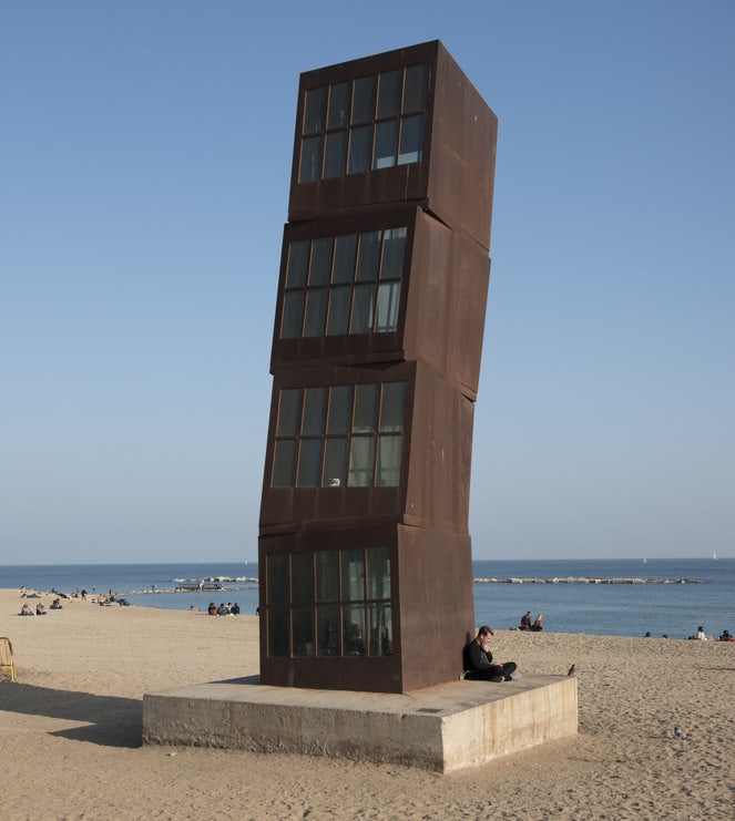 L'Estel Ferit tower