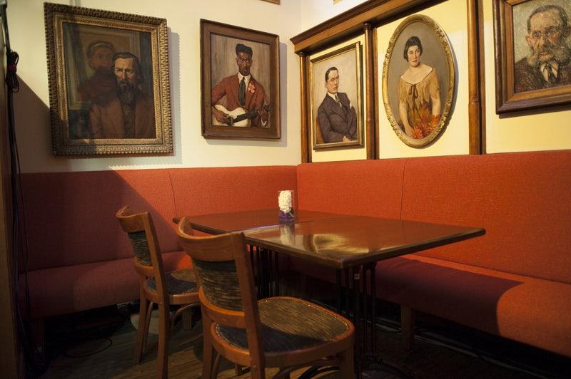 Amsterdam - Café Schiller