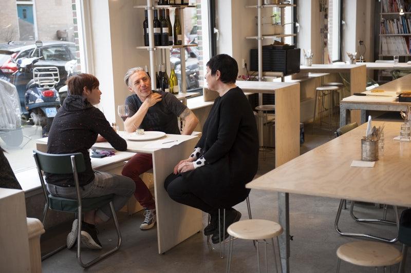 Amsterdam - De Culinaire Werkplaats