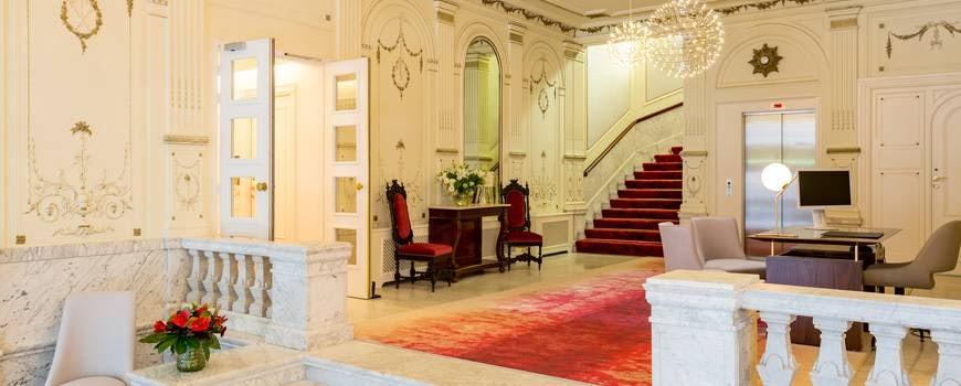 Amsterdam - Doelen Hotel