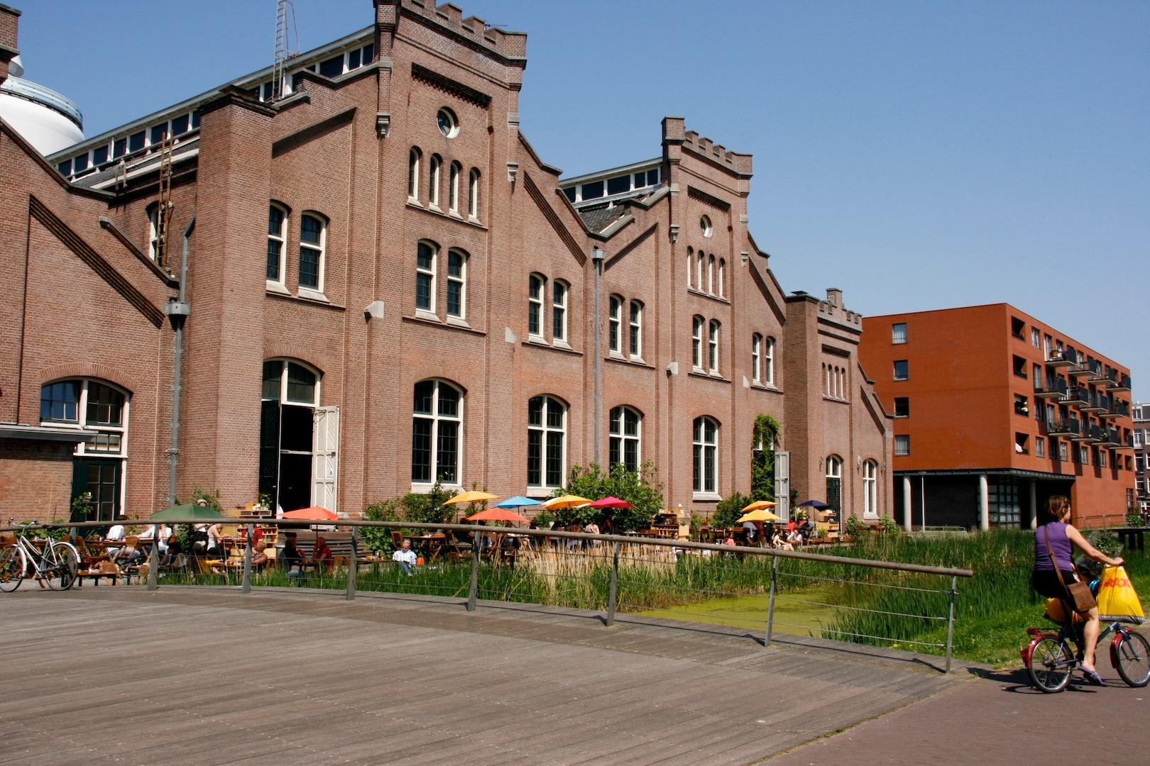 Amsterdam - GWL-terrein