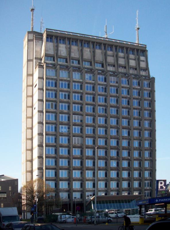 Oudaan Police Tower