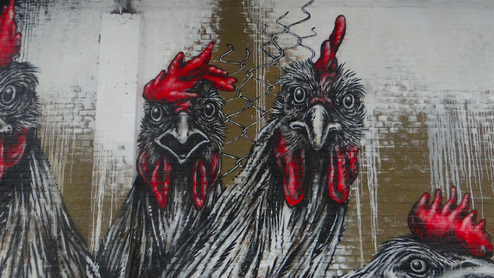 T.A.G.S. Mural art