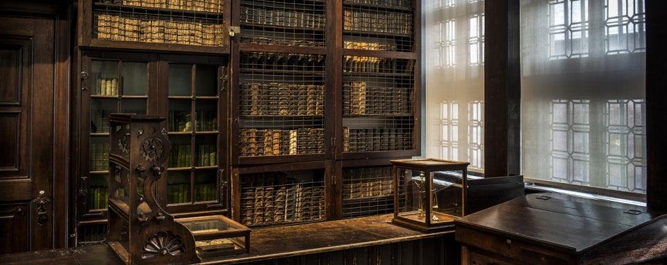 Plantin-Moretus Museum Shop