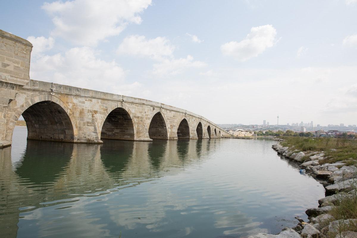 BÜYÜKÇEKMECE BRIDGE in Istanbul