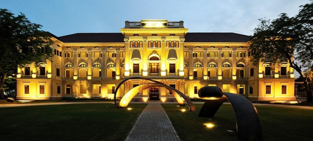exterior of Museum of Siam