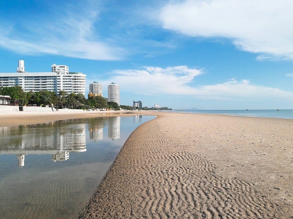 beach and resorts in Hua Hin