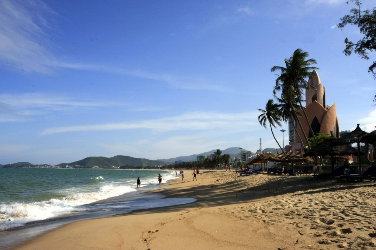 Tham Pang Beach
