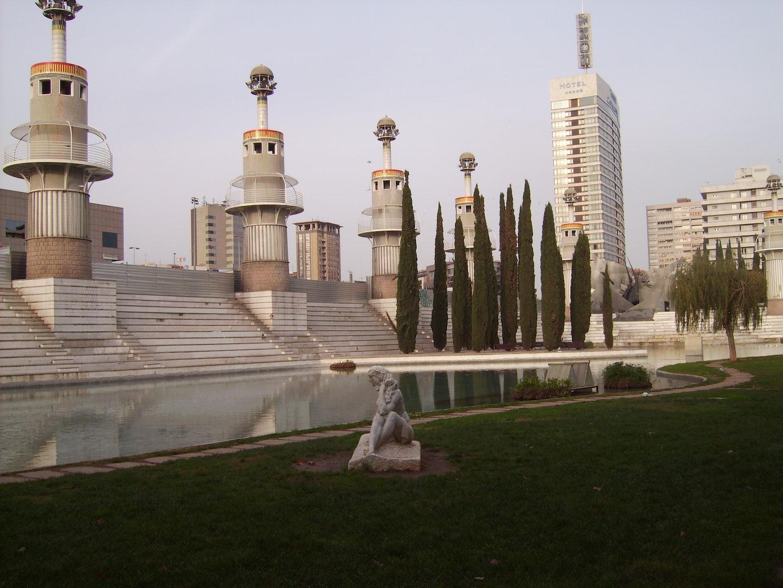 España Industrial park