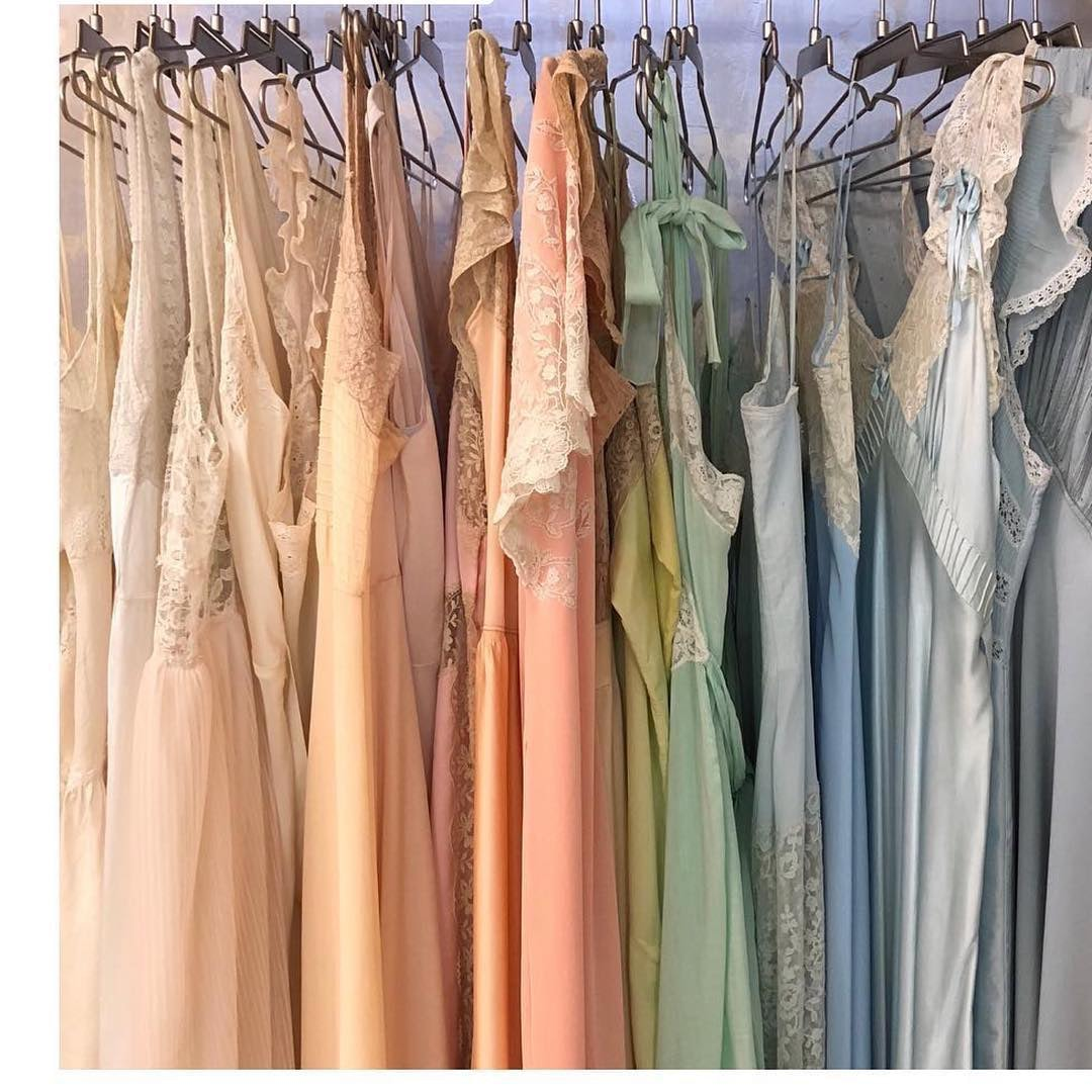 vintage dresses L'arca