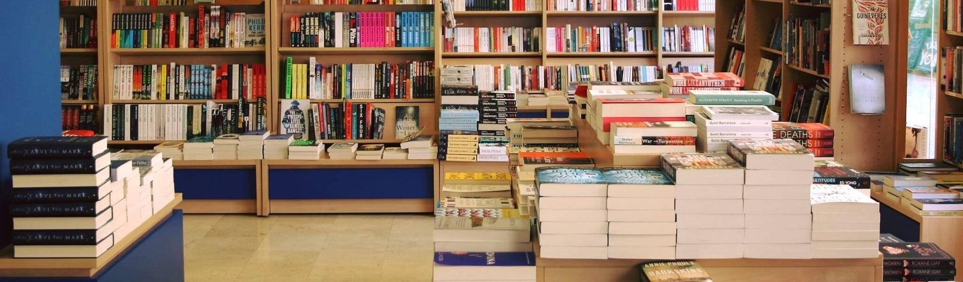 Libreria Inglesa bookstore