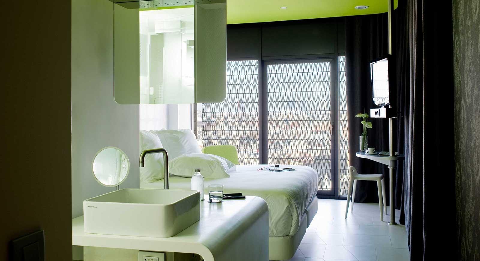 Barceló Raval room