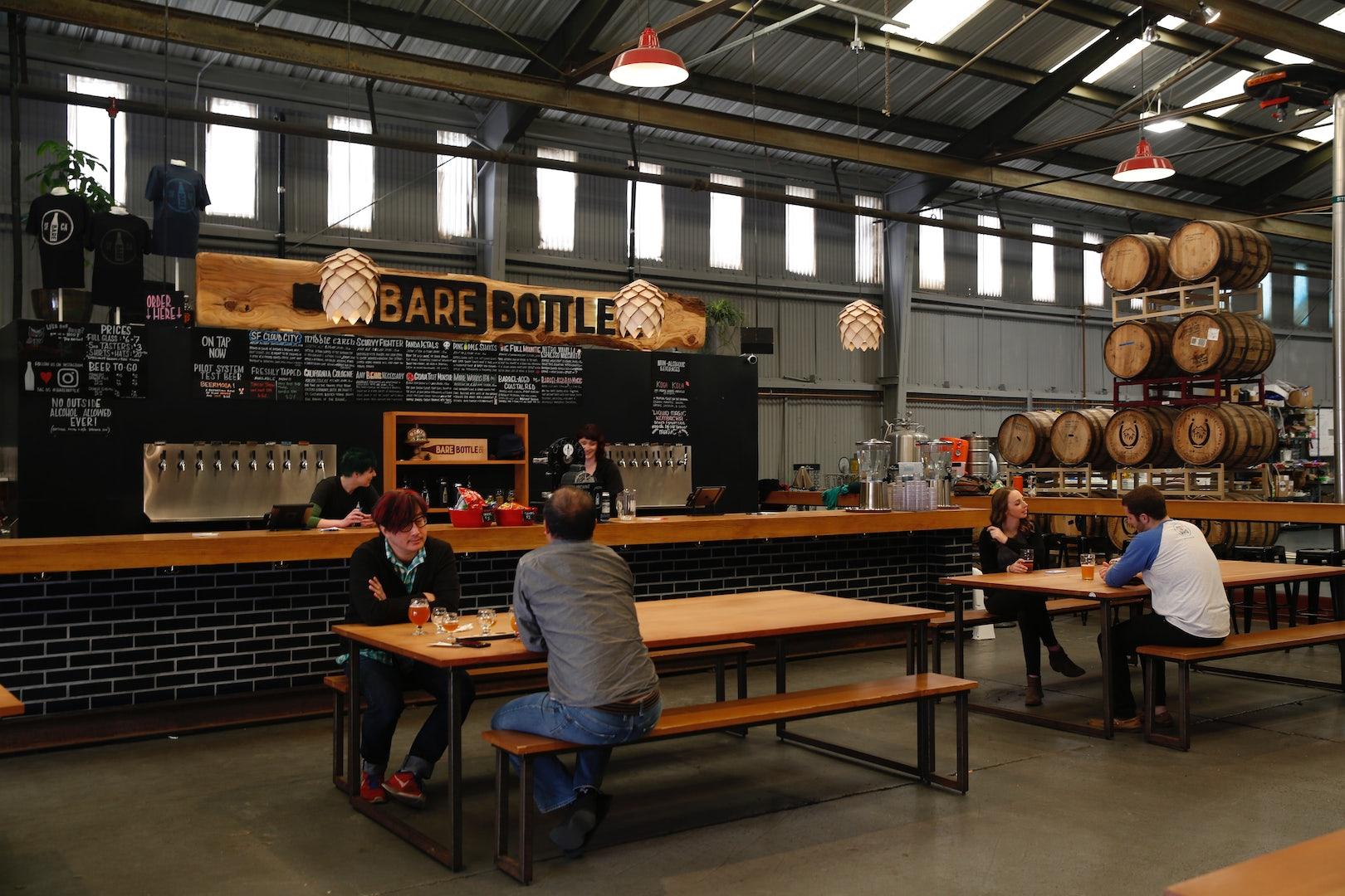 San Francisco - Barebottle Brewing