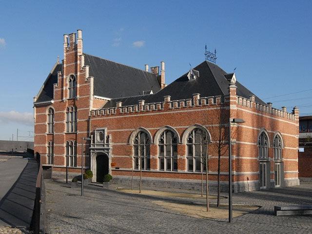 Antwerp Dam Station