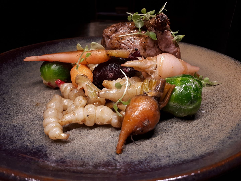 dish from La Maison de Hary Cot