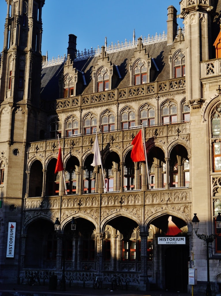 front view Historium