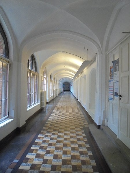 interior Rijksnormaalschool