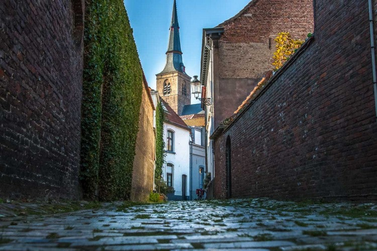 building Sint-Annakerk