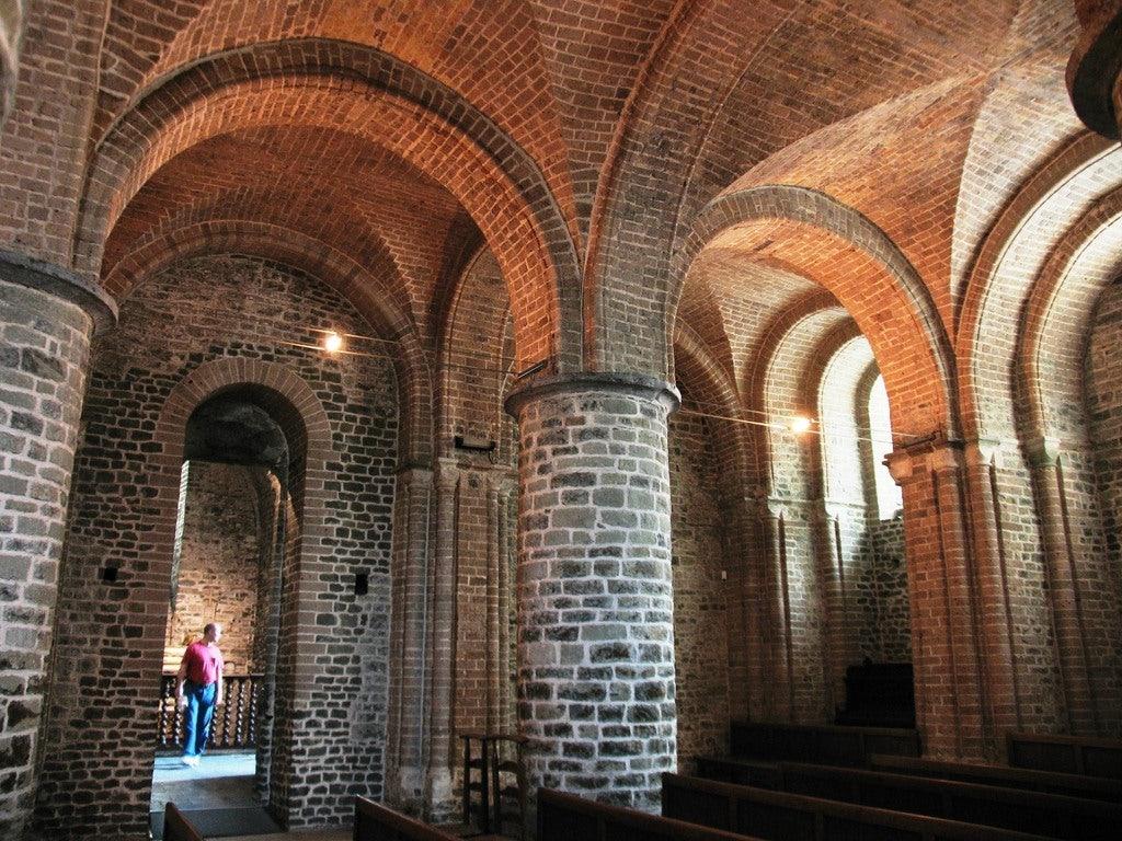 interior Sint-Basiliuskapel