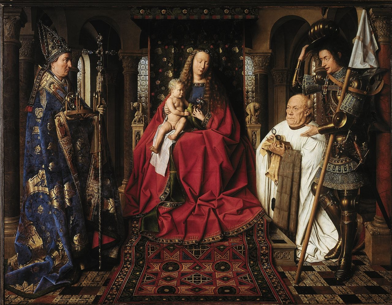 painting Groeningemuseum
