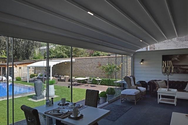 Casa Romantico garden