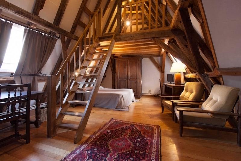 upper room Hotel Boterhuis