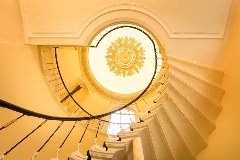 staircase Hotel Navarra