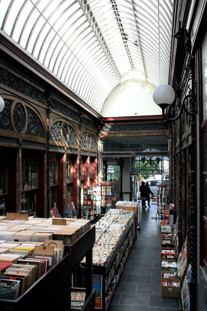 Galerie Bortier in Brussels