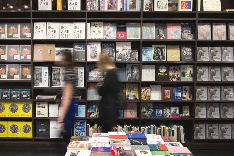 Boza bookstore