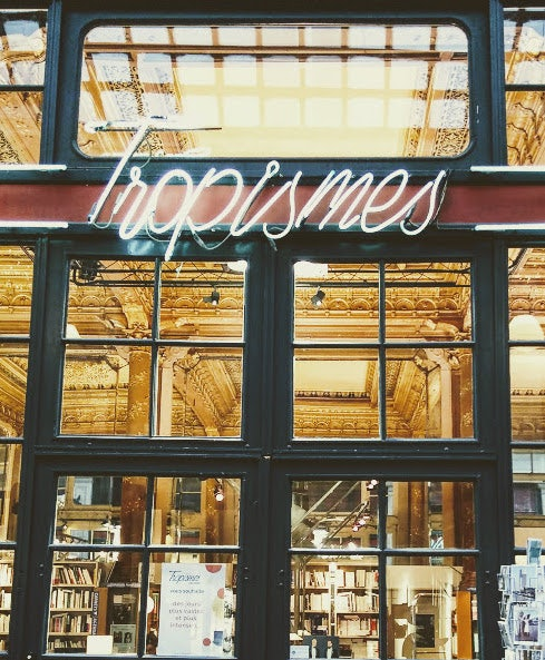 bookshop Tropismes