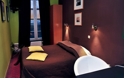 Hotel room at Noga