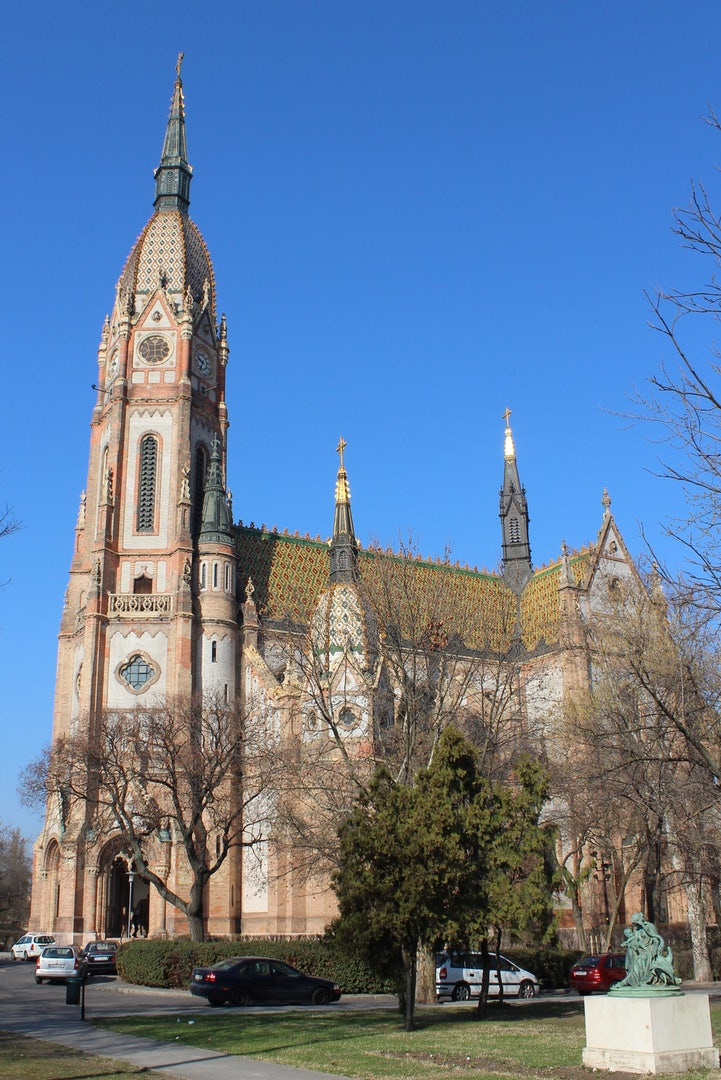 Sent Laszlo Church