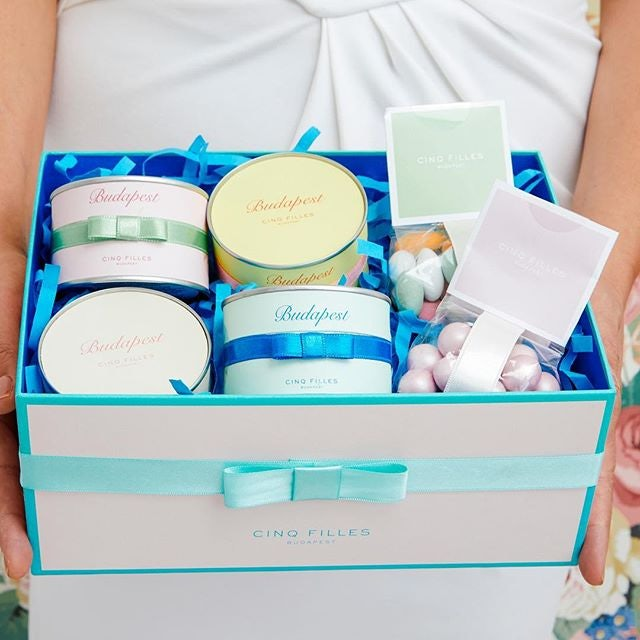 Gifts from Cinq Filles
